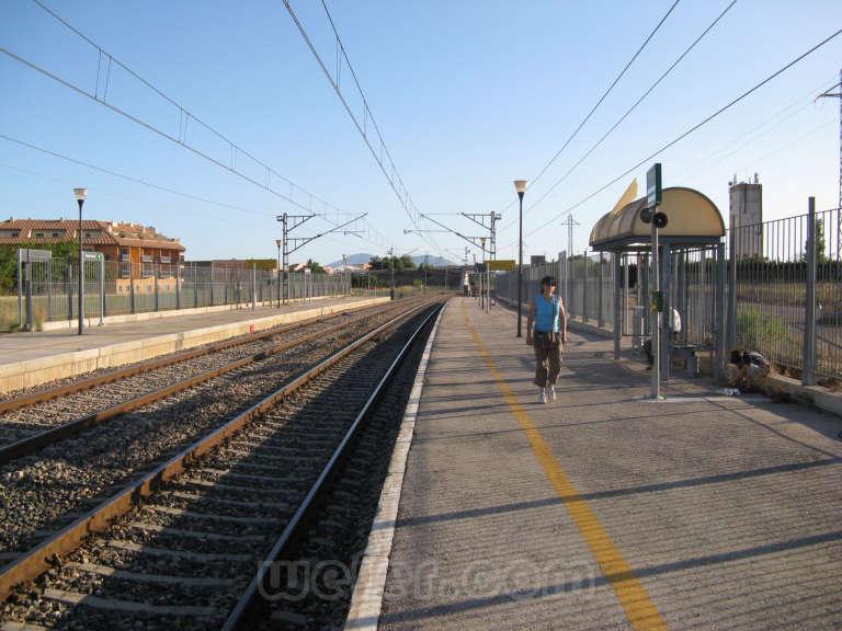 Renfe / ADIF: Camarles - Deltebre - 2009