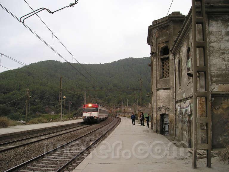 Renfe / ADIF: Vallcarca - 2007