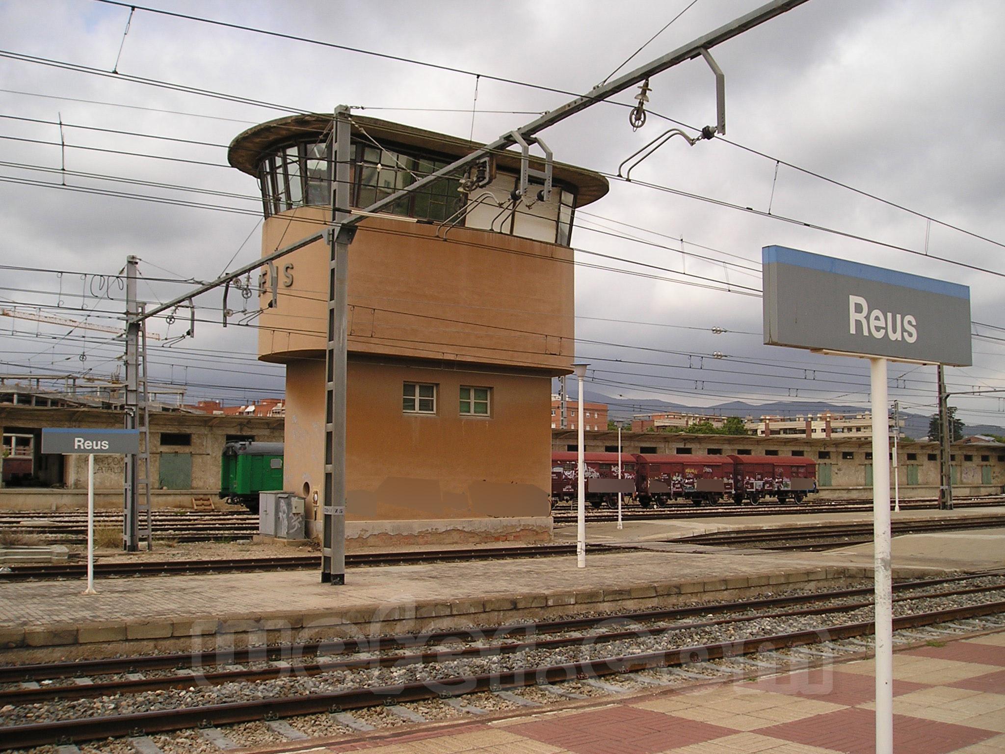 Renfe / ADIF: línea Tarragona / Reus / La Plana-Picamoixons / Lleida-Pirineus