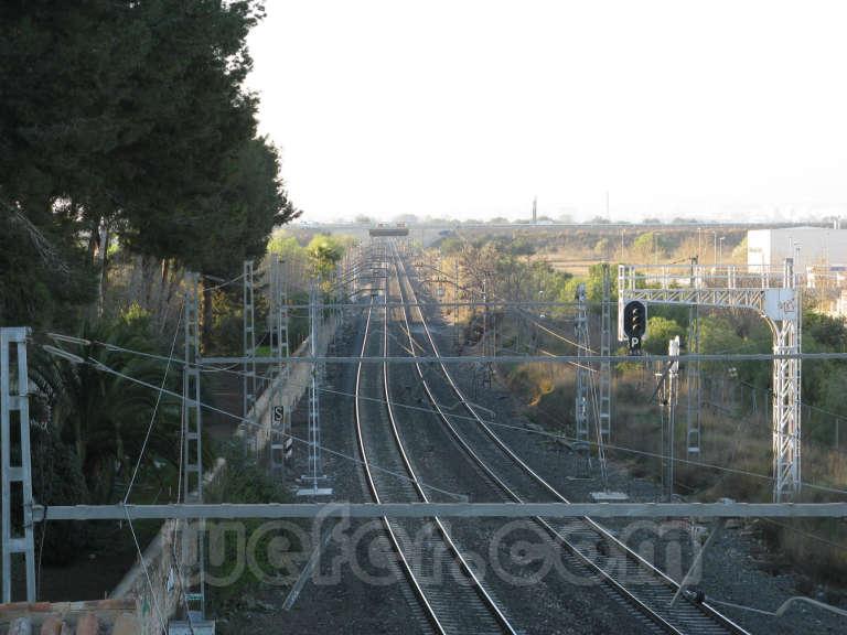 Renfe / ADIF: Vila-seca - 2008