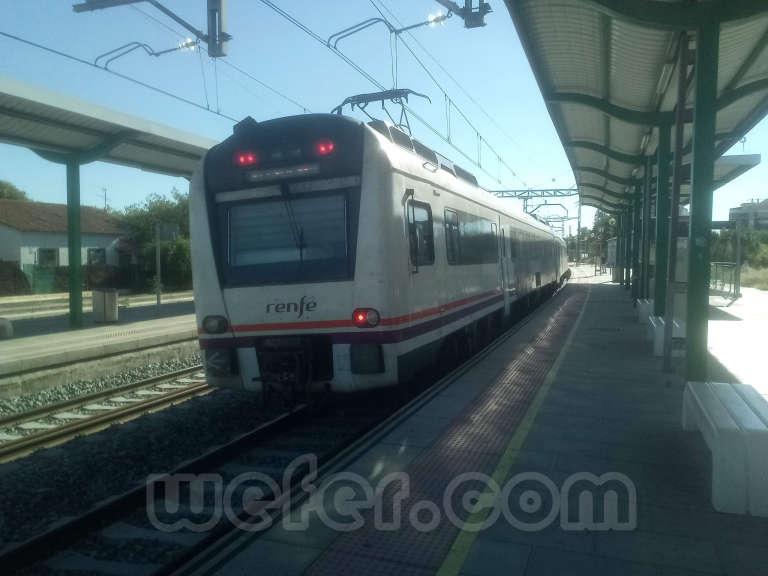 Renfe / ADIF: Vila-seca - 2020