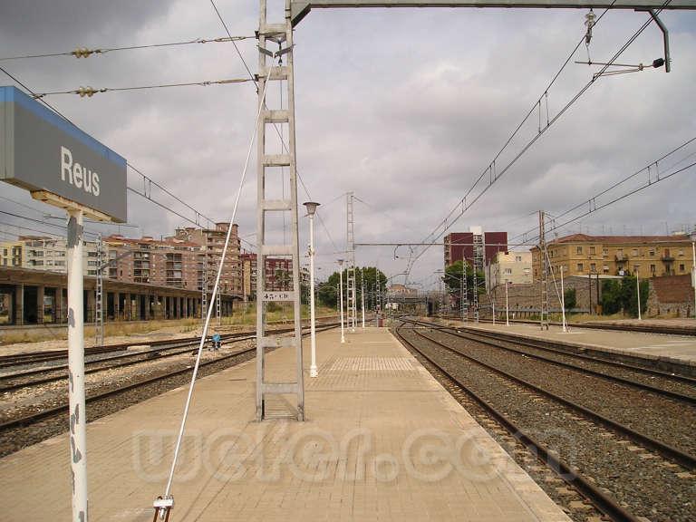 Renfe / ADIF: Reus - 2007