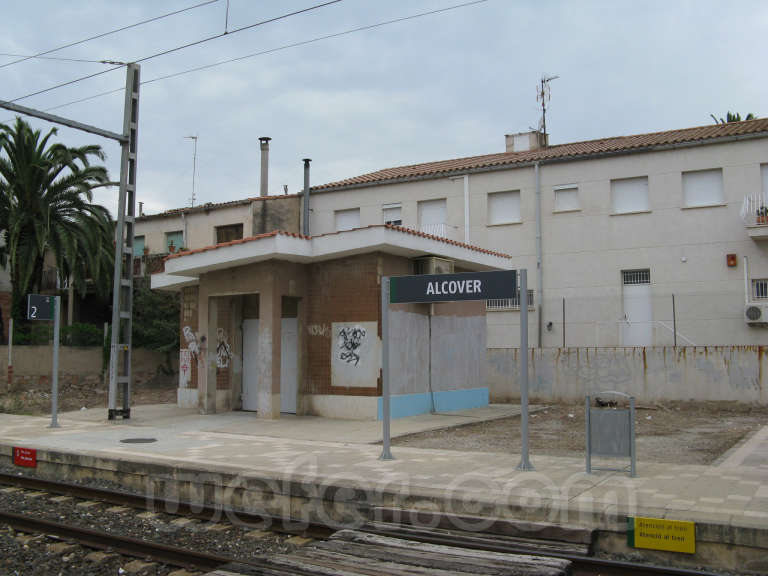 Renfe / ADIF: Alcover - 2009