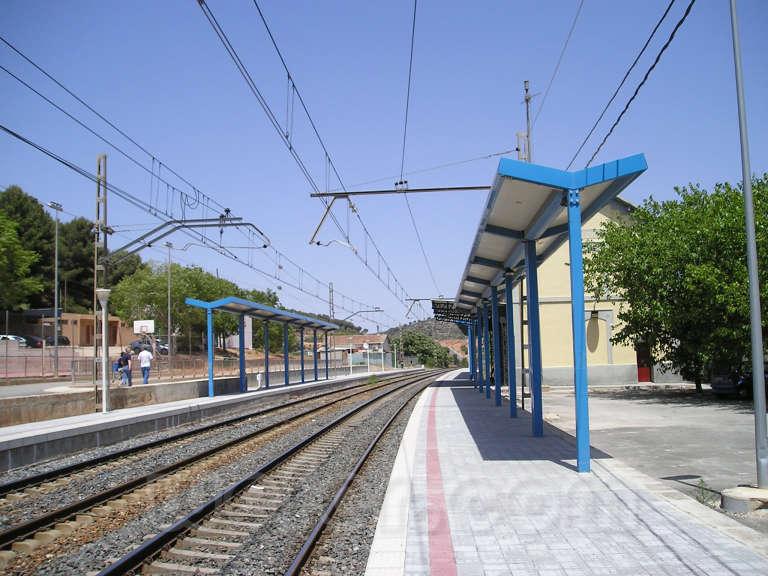 Renfe / ADIF: Vilaverd - 2007