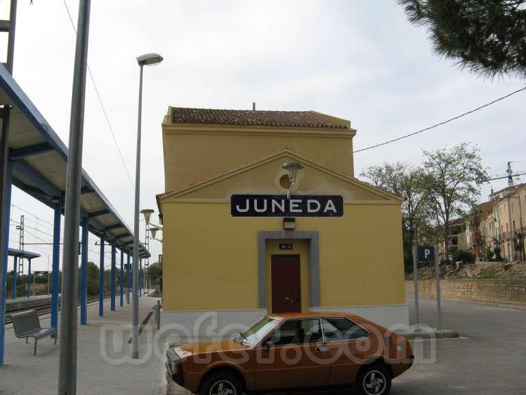 Renfe / ADIF: Juneda - 2009
