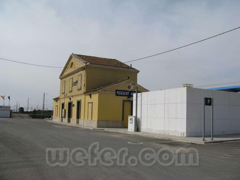 Renfe / ADIF: Puigverd de Lleida-Artesa de Lleida - 2009