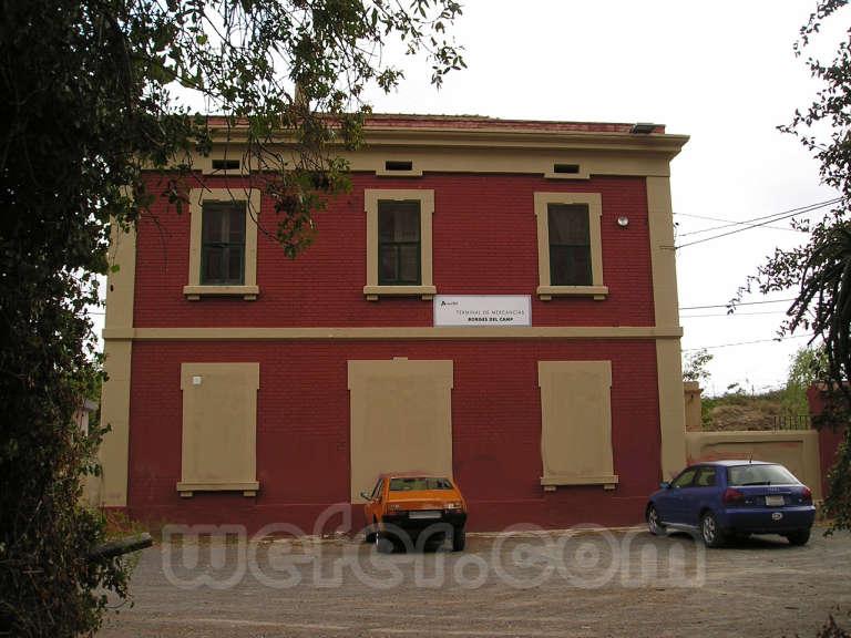 Renfe / ADIF: Borges del Camp - 2007