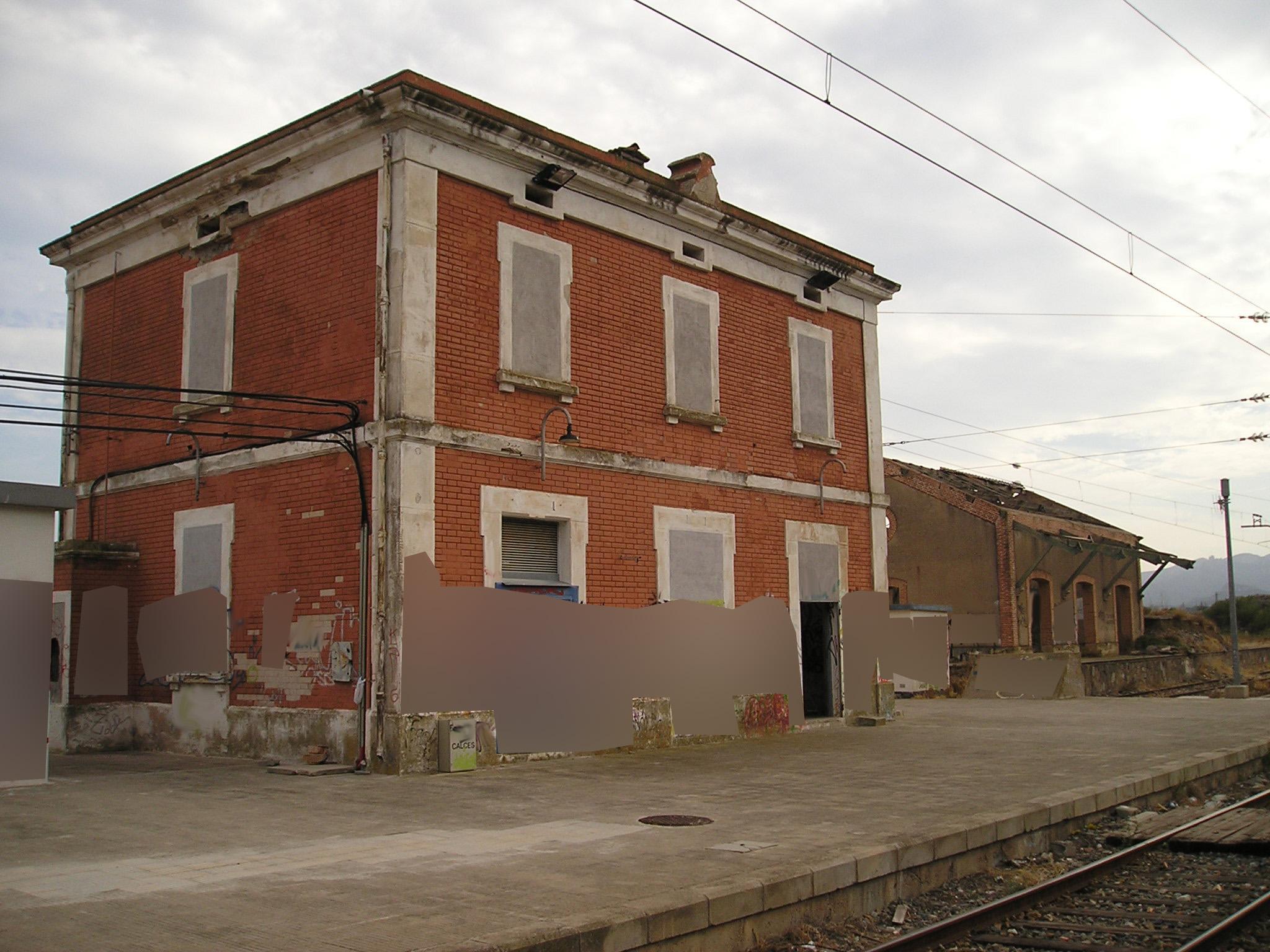 Renfe / ADIF: Riudecanyes-Botarell