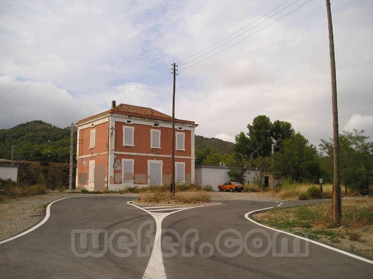 Renfe / ADIF: Riudecanyes-Botarell - 2007