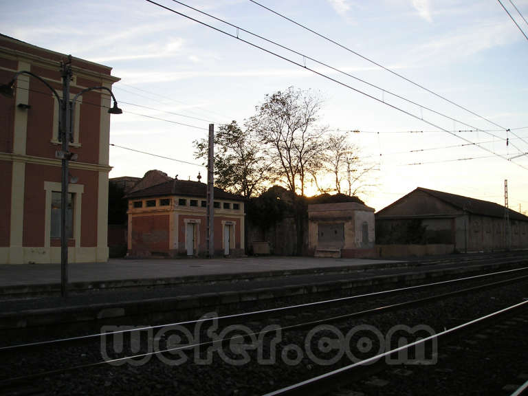 Renfe / ADIF: Marçà-Falset - 2007