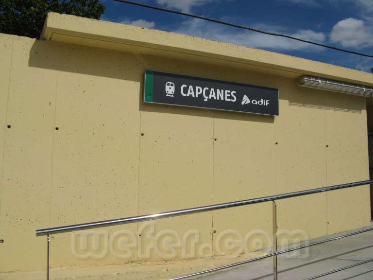 Renfe / ADIF: Capçanes - 2010