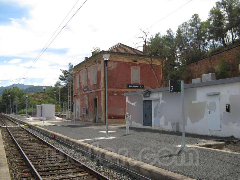 Renfe / ADIF: Els Guiamets - 2010