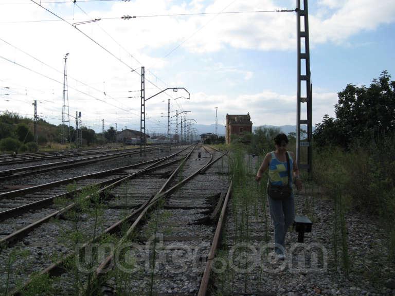 Renfe / ADIF: Móra la Nova - 2010