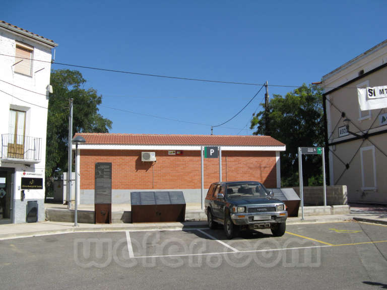 Renfe / ADIF: Ascó - 2010