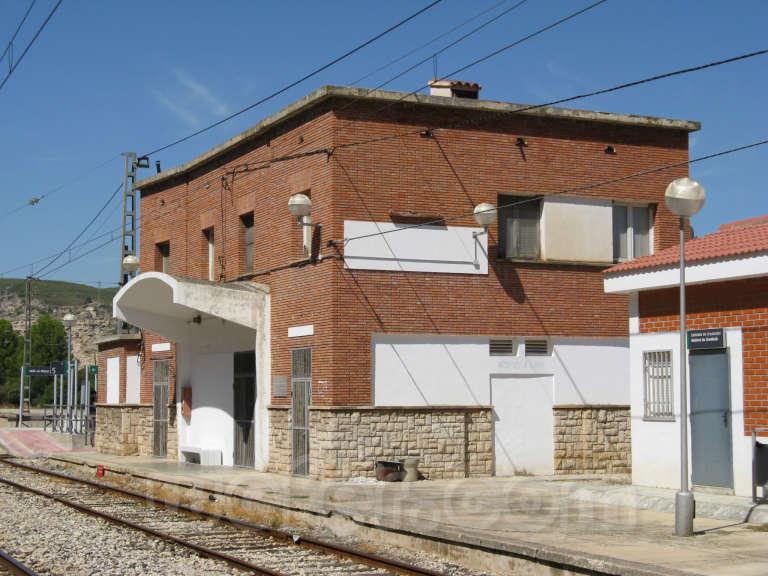 Renfe / ADIF: Faió - La Pobla de Massaluca - 2010