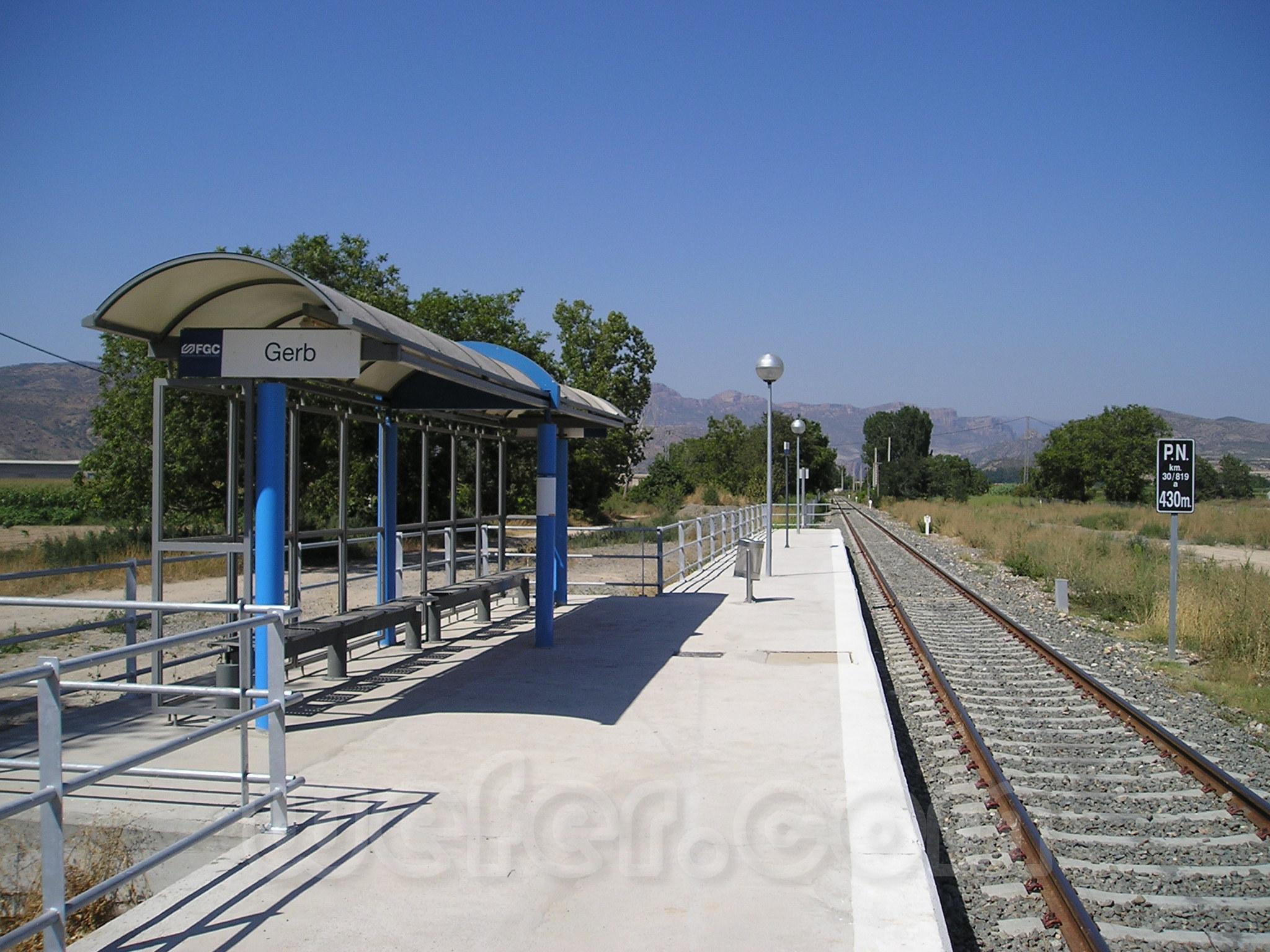 FGC: estación Gerb
