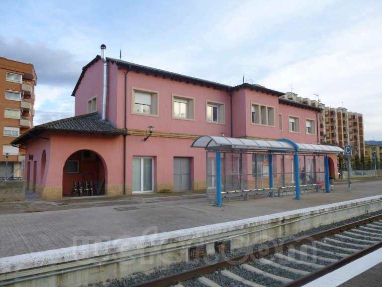 FGC: estación Tremp - 2013