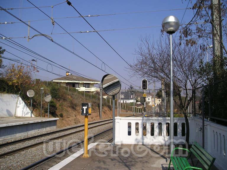 FGC Valldoreix - Febrer 2004