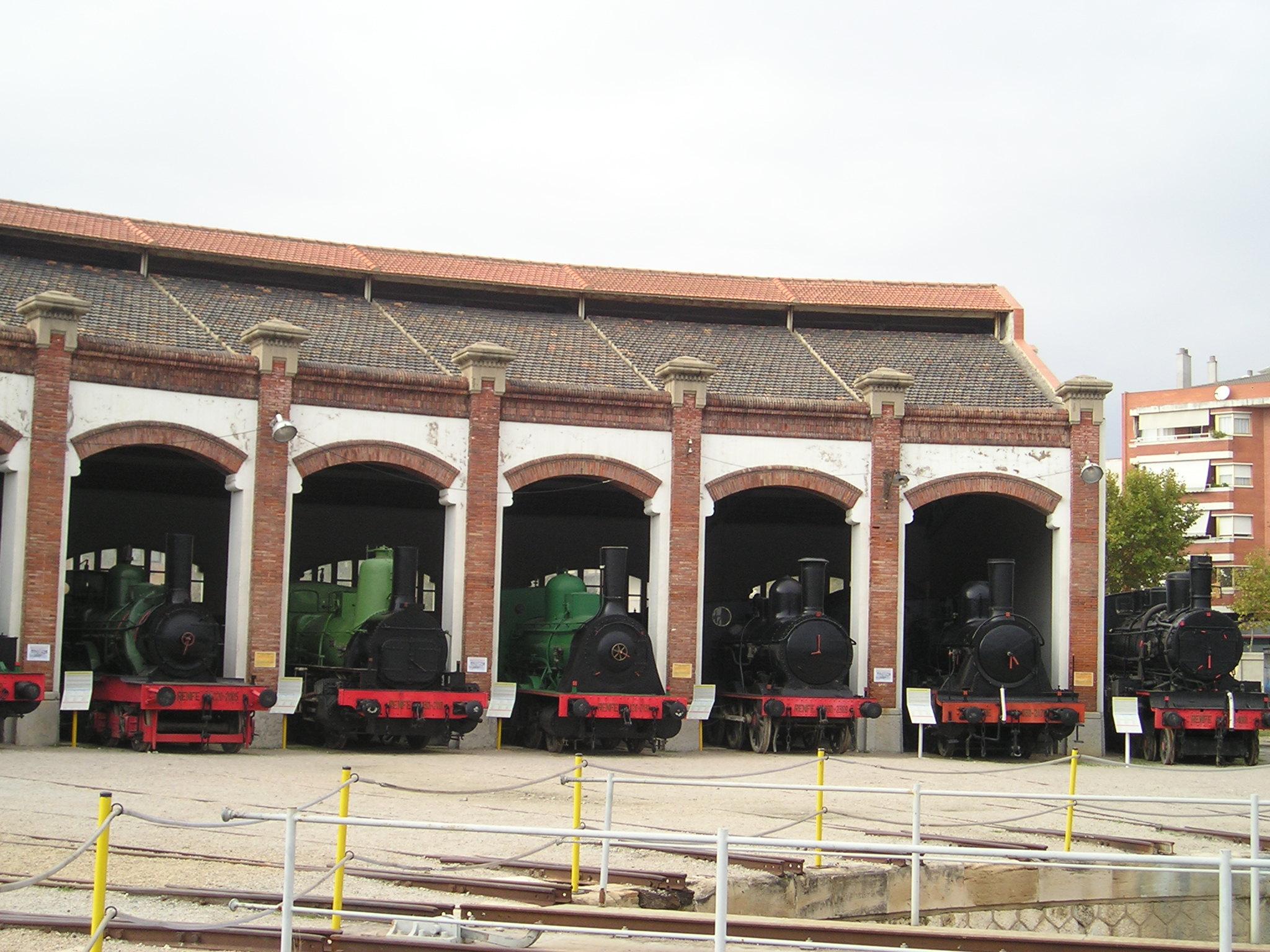 Museos ferroviarios