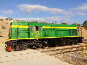 Museu del Ferrocarril de Móra la Nova