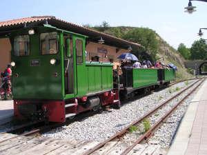 Museu del Transport de La Pobla de Lillet