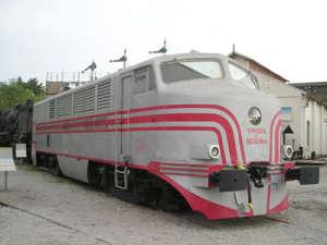 Museo del Ferrocarril de Vilanova i la Geltrú (Barcelona)