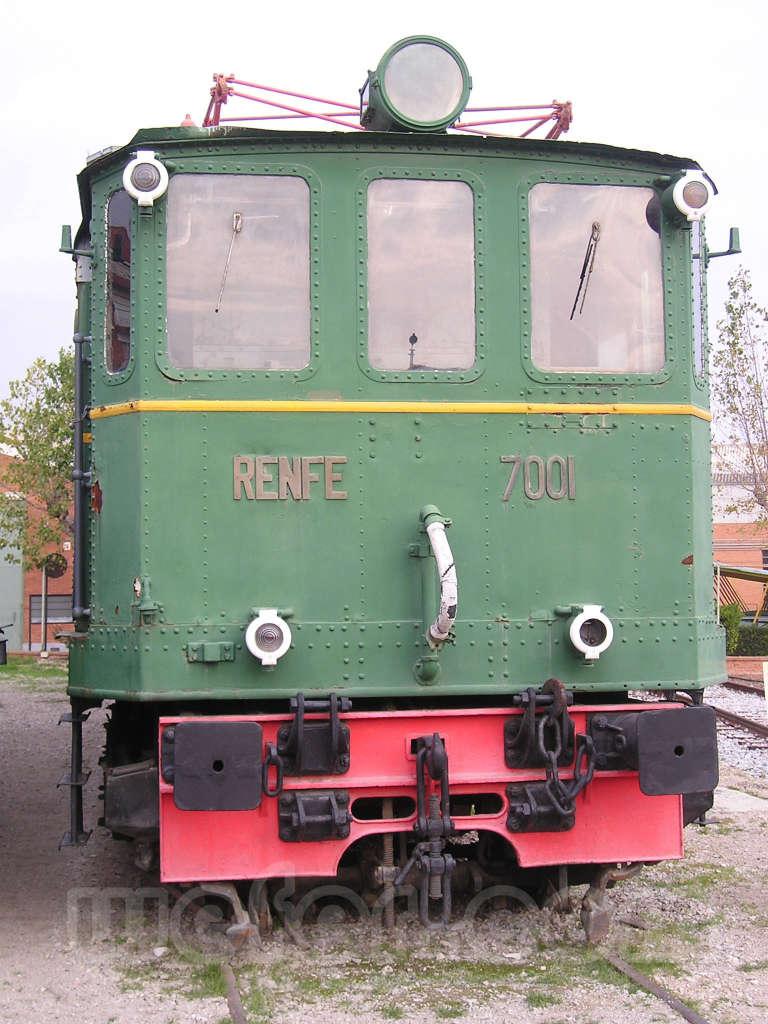 Museo del ferrocarril de Vilanova i la Geltrú - 2003
