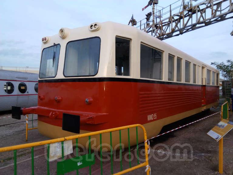 Museo del ferrocarril de Vilanova i la Geltrú - 2016