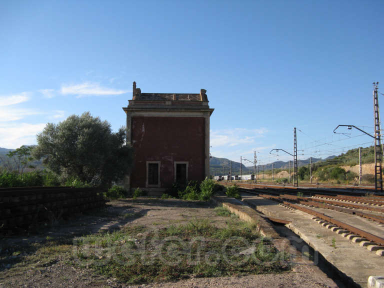 Museo del ferrocarril de Móra la Nova - 2010