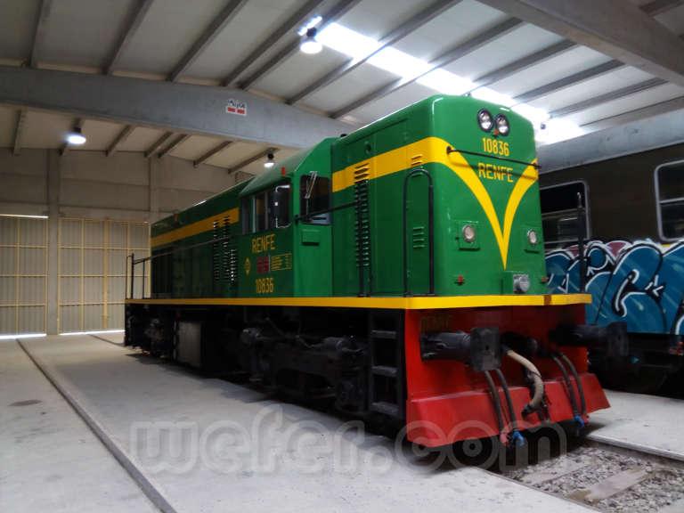 Museo del ferrocarril de Móra la Nova - 2017