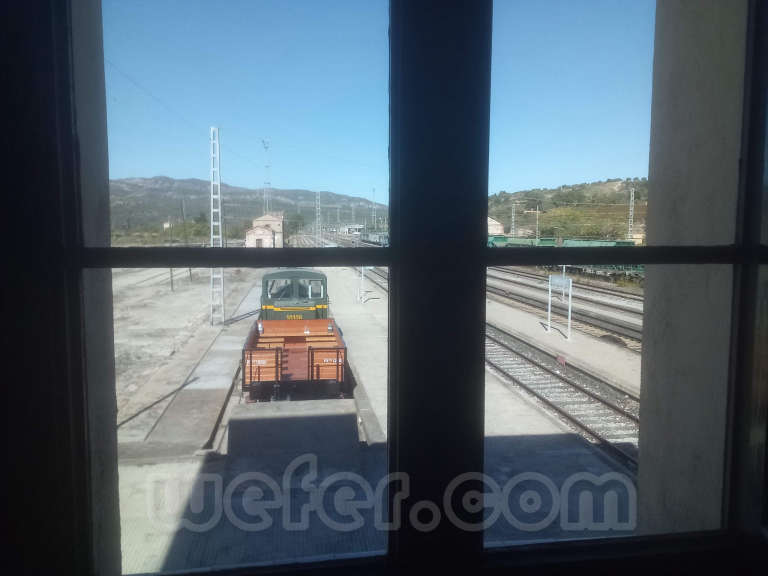 Museo del ferrocarril de Móra la Nova - 2020