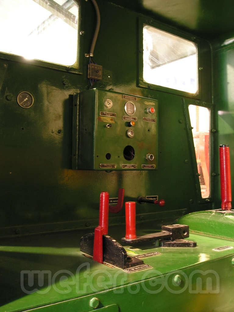 Museo del ferrocarril de La Pobla de Lillet - 2005