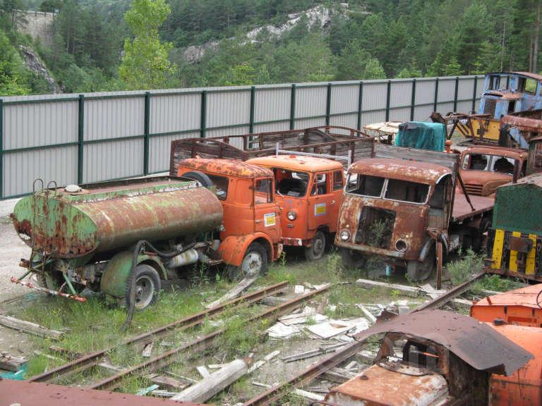 Museo del ferrocarril de La Pobla de Lillet - 2009