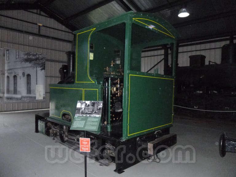 Museo del ferrocarril de La Pobla de Lillet - 2013