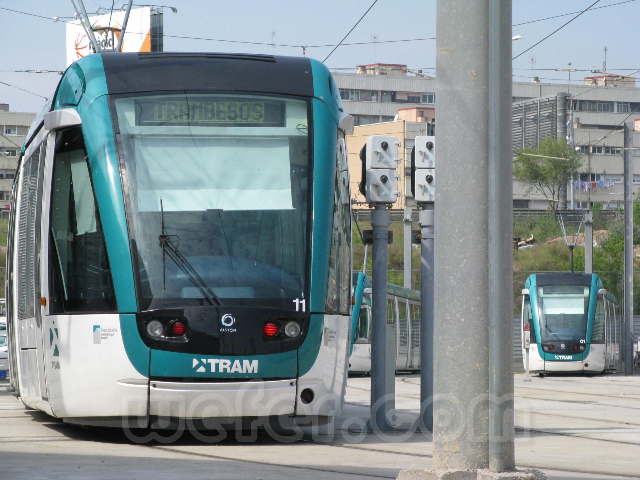 Tramvia Metropolità de Barcelona (TRAM)