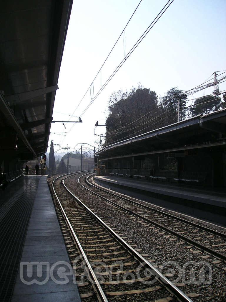 FGC Sant Cugat - Febrer 2004