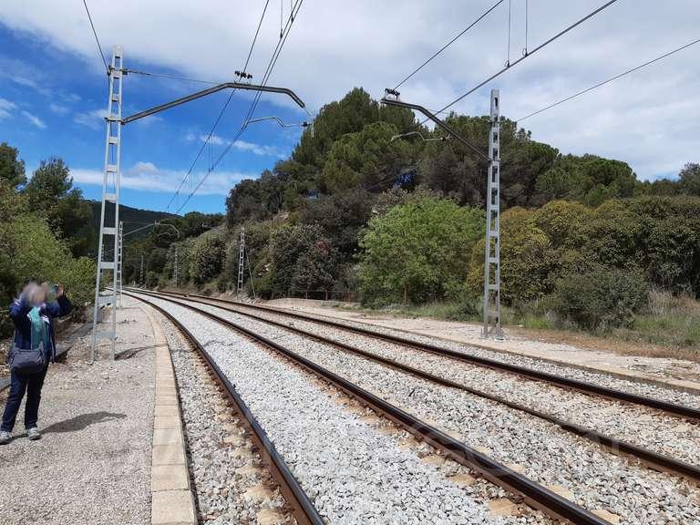 Renfe / ADIF: Castellgalí - 2021