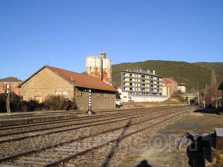 Renfe / ADIF: Jaca - 2005