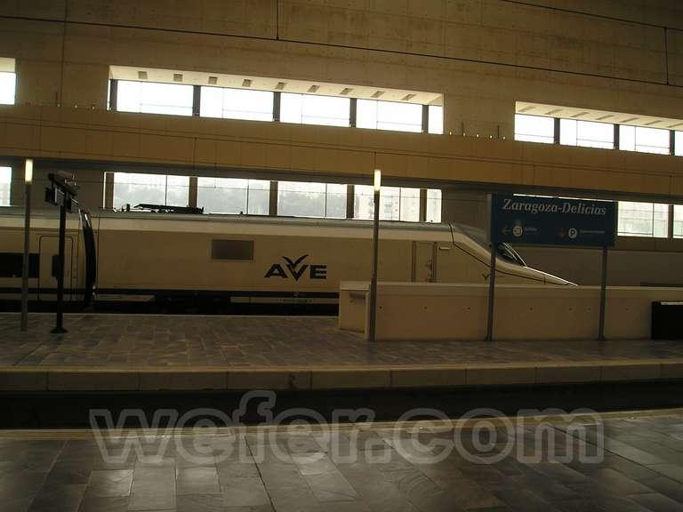 Renfe / ADIF: Zaragoza - Delicias - 2006