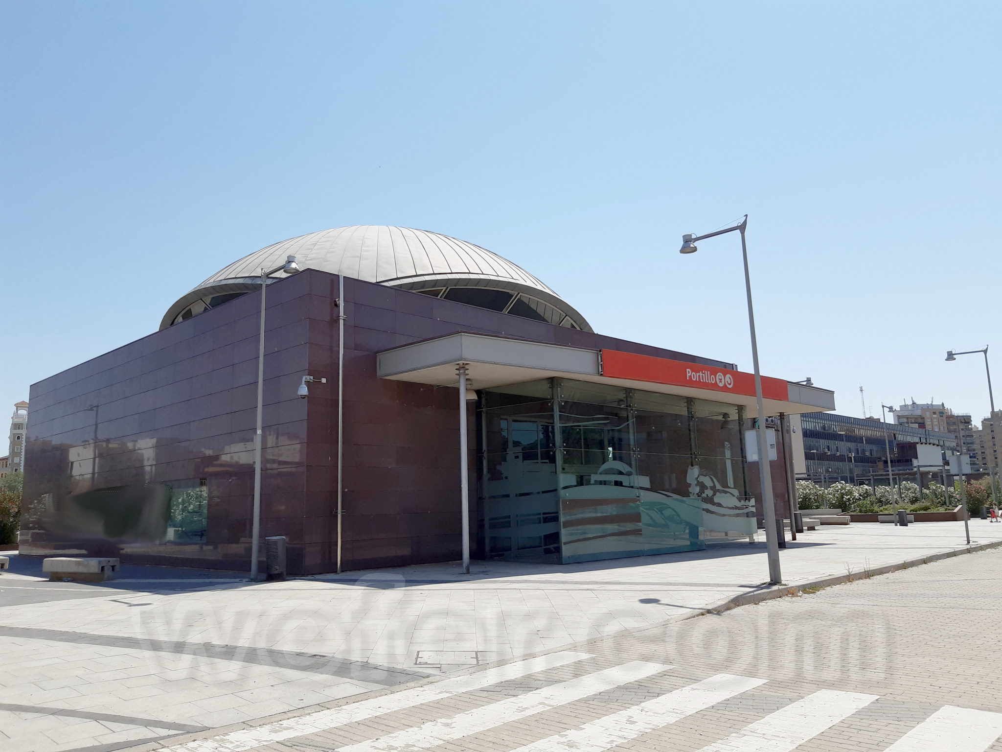 Renfe / ADIF: Zaragoza - El Portillo