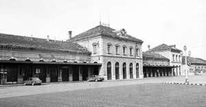 Estación de Zaragoza - Santo Sepulcro