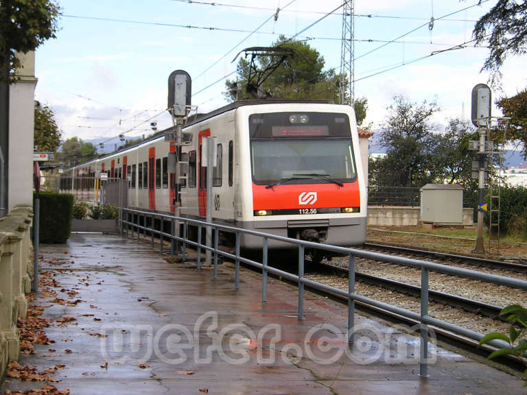 FGC Les Fonts - Novembre 2004
