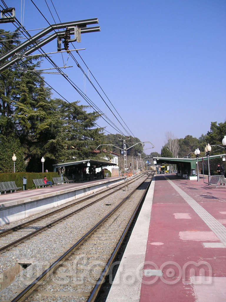 FGC Bellaterra - Febrer 2004
