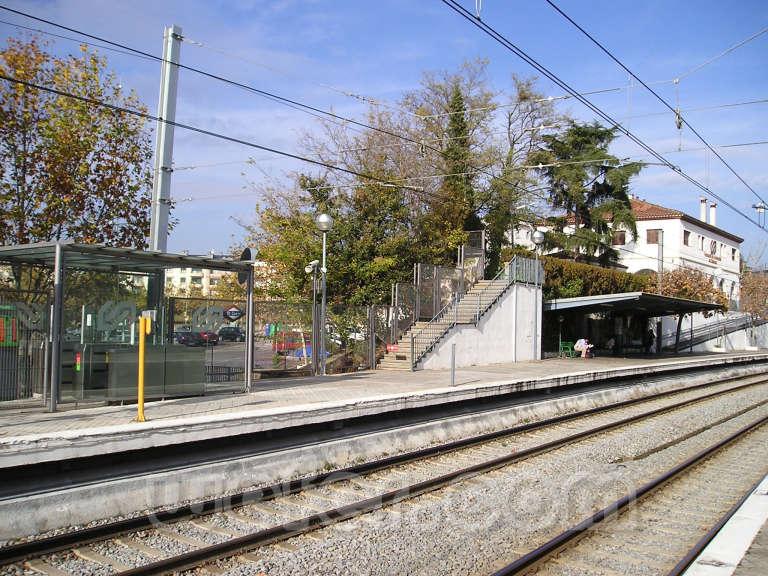 FGC Sant Quirze - Desembre 2004