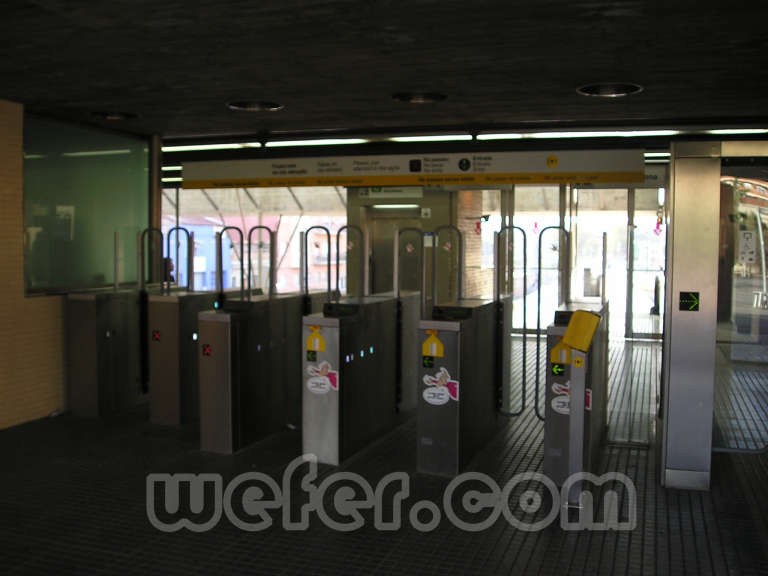 FGC Sabadell Estació - Desembre 2004