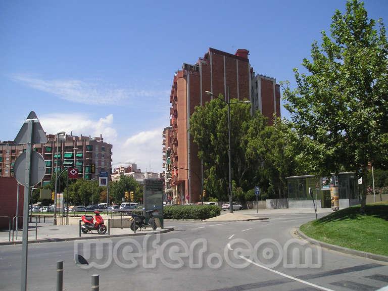 FGC L'Hospitalet-Avinguda Carrilet - Agost 2004