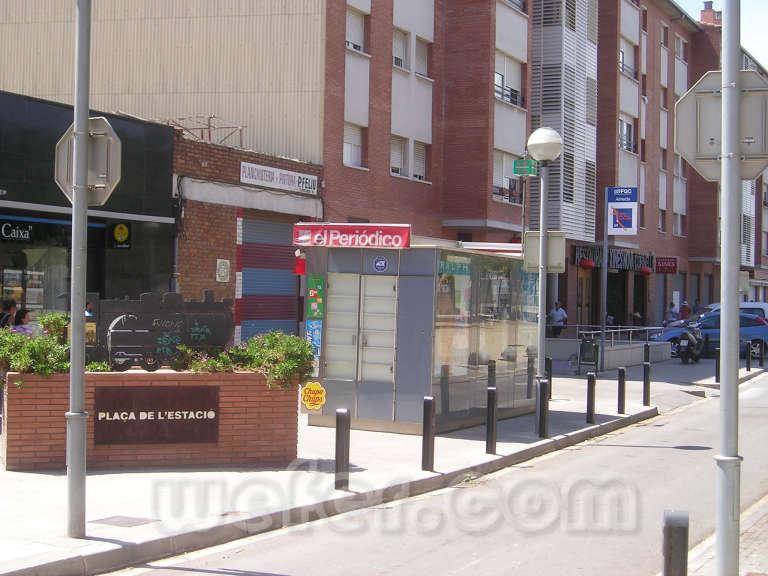 FGC Almeda - Agost 2004