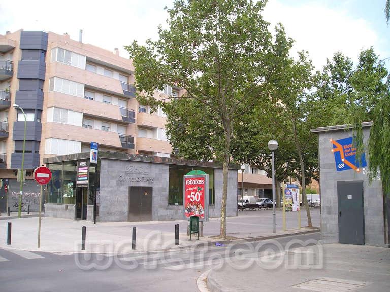 FGC Cornellà Riera - Juny 2004