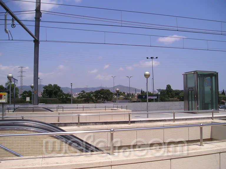 FGC Sant Boi - Juny 2004