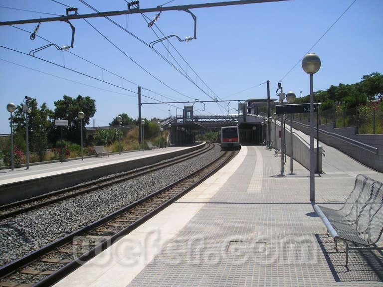 FGC Santa Coloma de Cervelló - Agost 2004